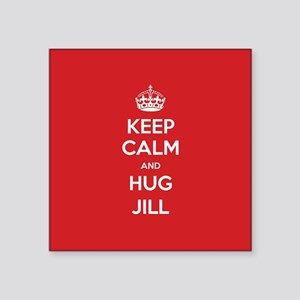 Hug Jill Sticker