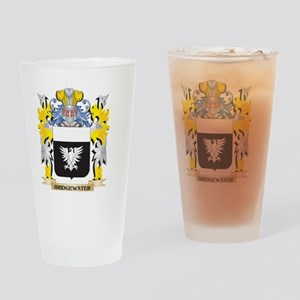Bridgewater Coat of Arms - Family C Drinking Glass