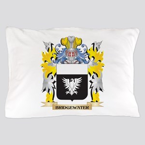 Bridgewater Coat of Arms - Family Cres Pillow Case