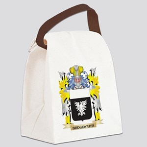 Bridgewater Coat of Arms - Family Canvas Lunch Bag