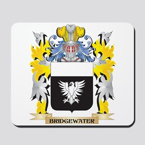 Bridgewater Coat of Arms - Family Crest Mousepad