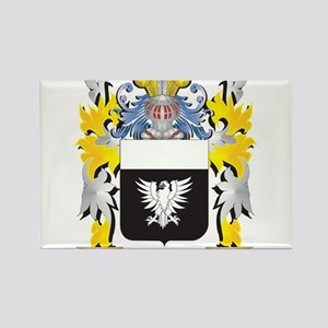 Bridgewater Coat of Arms - Family Crest Magnets