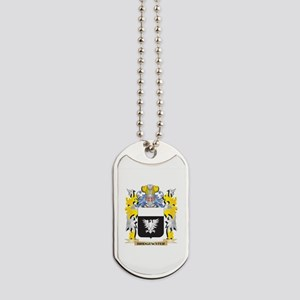 Bridgewater Coat of Arms - Family Crest Dog Tags