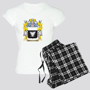 Bridgewater Coat of Arms - Family Crest Pajamas