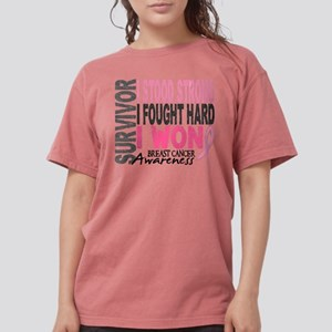 Survivor 4 Breast Cancer Shirts and Gifts T-Shirt