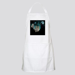 Wolves Twilight Apron