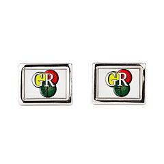 Gr Logo Cufflinks