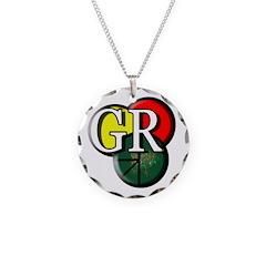 Gr Logo Necklace