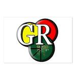 GR logo Postcards (Package of 8)