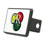 GR logo Hitch Cover