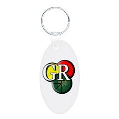 GR logo Keychains
