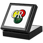 GR logo Keepsake Box