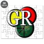 Gr Logo Puzzle