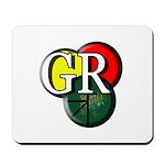 GR logo Mousepad