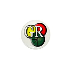 Gr Logo Mini Button (10 Pack)