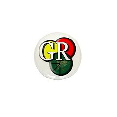 Gr Logo Mini Button