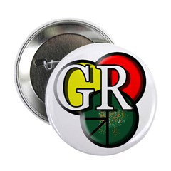 "Gr Logo 2.25"" Button (100 Pack)"