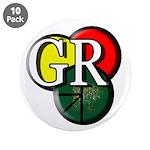 """Gr Logo 3.5"""" Button (10 Pack)"""