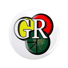 "Gr Logo 3.5"" Button"