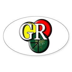 Gr Logo Decal