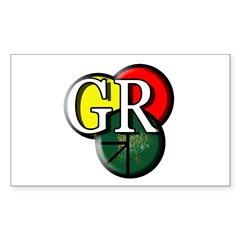Gr Logo Decal
