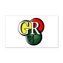 Gr Logo Wall Decal