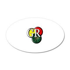 GR logo Wall Decal