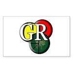 Gr Logo Sticker
