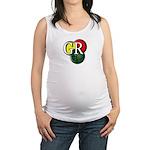 GR logo Maternity Tank Top
