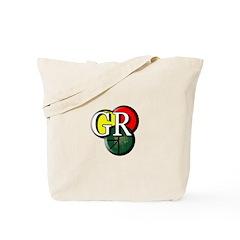 GR logo Tote Bag