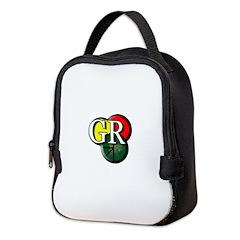 Gr Logo Neoprene Lunch Bag