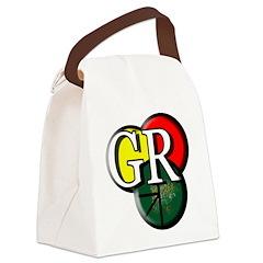 GR logo Canvas Lunch Bag