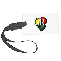 Gr Logo Luggage Tag