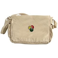 GR logo Messenger Bag