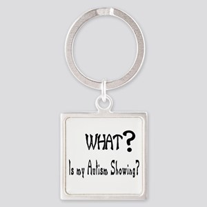 What~autism Showing Keychains