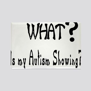 what~Autism showing Magnets