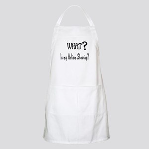 what~Autism showing Apron