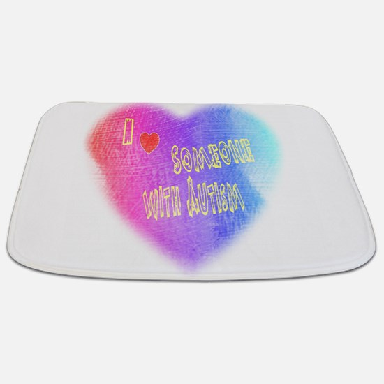 love someone w autism 2.png Bathmat