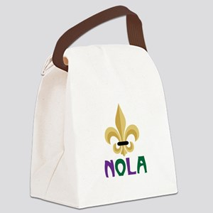 NOLA Canvas Lunch Bag