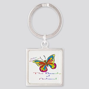 Beauty Of Autism Keychains