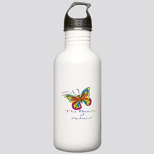 Beauty Of Autism Stainless Water Bottle 1.0l