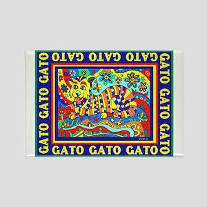 Gato Cat Design Magnets