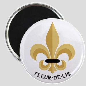 New Orleans Fleur De Lis Magnets