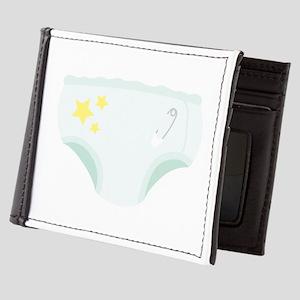 Infant Baby Diaper Mens Wallet