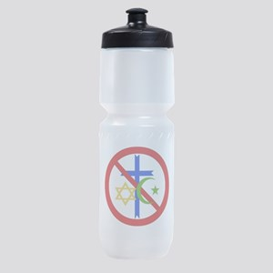 No Religion Sports Bottle