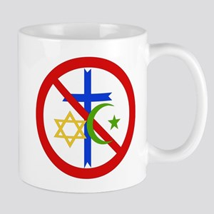 No Religion Mugs