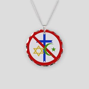 No Religion Necklace