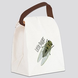 Little Bugger Canvas Lunch Bag