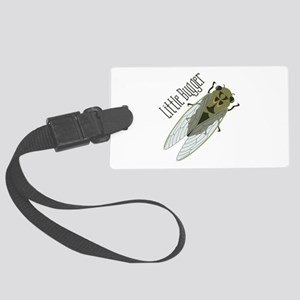 Little Bugger Luggage Tag