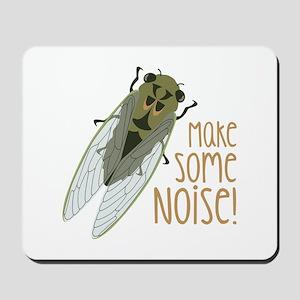 Make Some Noise! Mousepad